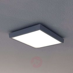 Plafon Lampa Sufitowa 1276697 Nave Natynkowa Oprawa Kwadratowa Led 25w Do łazienki Ip54 Czarna