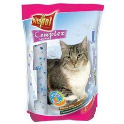 Żwirek dla kota VITAPOL 5l - różne zapachy