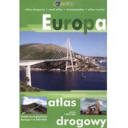 Europa atlas drogowy. 1:800 000 Daunpol