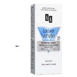 AA Laser White (W) krem na dzień SPF20 30ml