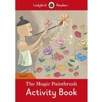 Magic Paintbrush Activity Book - Ladybird Readers Level 2 (opr. miękka)