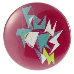 plakietka Funstorm Buttons AU01227 - Pink