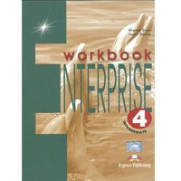 Enterprise 4. Workbook Intermediate (opr. miękka)