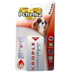 PCHEŁKA 1,5ml Naturalna pielęgnacja Krople dla psa