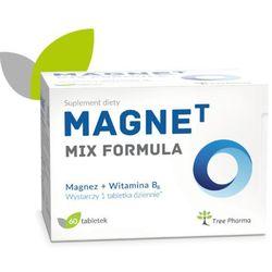 Magne T Mix Formula 60 tabletek