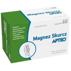 Magnez Skurcz,60 kapsułek