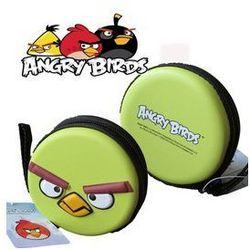 Portmonetka Angry Birds PCV żółta
