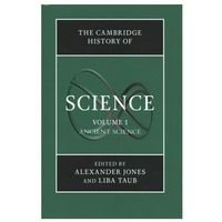 Cambridge History of Science: Volume 1, Ancient Science