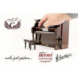 Mini pianino z pozytywką - model MPI1