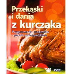 Przekąski i dania z kurczaka (opr. miękka)