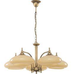 SATURN 5 zwis - żyrandol/lampa wisząca