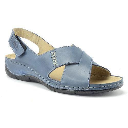 Sandały Helios 229 1 j. brąz