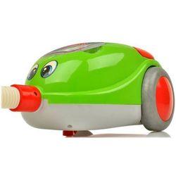 Odkurzacz na baterie zielony