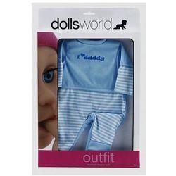 Ubranka deluxe w modnych8 kolorach niebieskie