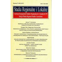 Studia Regionalne i Lokalne nr 3(45)/2011 - No author - ebook