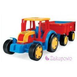 Gigant Truck Traktor z Przyczepą WADER 66100 - #A1