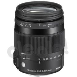 Sigma 18-200 mm f/3.5-6.3 DC MACRO OS HSM Sony