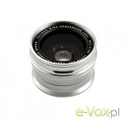 Fujifilm Wide Angle Converter WCL-X100/X100S silver