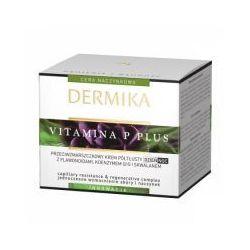Dermika Vitamina P, przeciwzmarszczkowy krem do twarzy, póltłusty, na dzień i na noc, 50ml