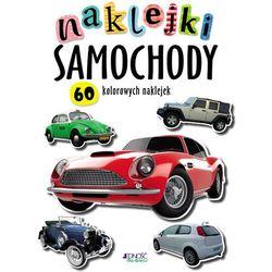 Naklejki. Samochody (opr. broszurowa)