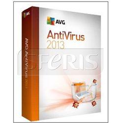 Oprogramowanie antywirusowe AVG 2013 2y - 764003