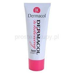 Dermacol Whitening wybielający krem do twarzy przeciw przebarwieniom skóry + do każdego zamówienia upominek.
