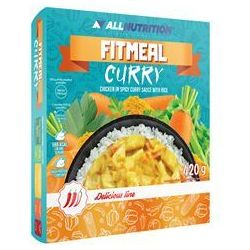 ALLNUTRITION Fitmeal Curry 420g