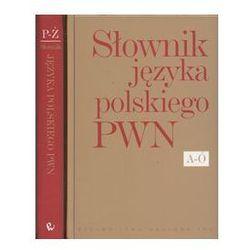 Słownik języka polskiego PWN Tom 1-2 - Wysyłka od 3,99 - porównuj ceny z wysyłką (opr. twarda)