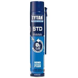 Piana montażowa STD Tytan 750 ml