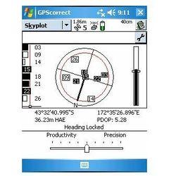 Oprogramowanie GPScorrect for ArcPad