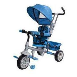 Trójkołowiec z obrotowym siedzeniem niebieski Sun Baby B32-2/N/1