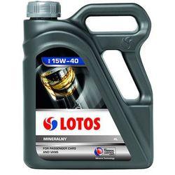Olej Mineralny TC 15W-40 Lotos, 4L