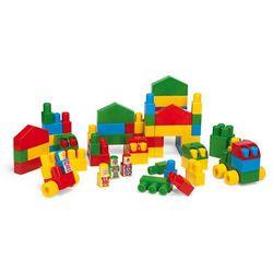 Wader  Klocki midle blocks - zestaw super big 41570
