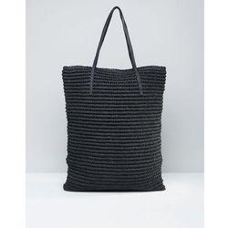 Ichi Shopper Bag - Black