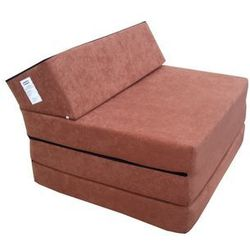 Fotel materac składany 200x70x10 cm - 1000