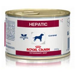 ROYAL CANIN Hepatic HF 16 12 x 200g puszka