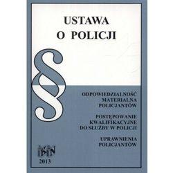 Ustawa o Policji (opr. miękka)
