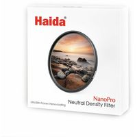 Filtr szary Haida NanoPro MC ND16 (ND1.2) 55mm