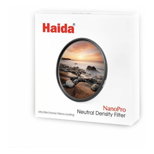 Filtr szary Haida NanoPro MC ND16 (ND1.2) 72mm