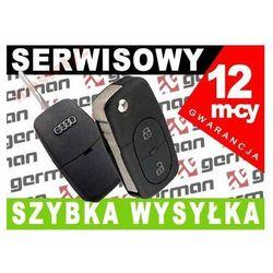 KLUCZYK SCYZORYK OBUDOWA AUDI A2 A3 A4 A6, 2 PRZYC