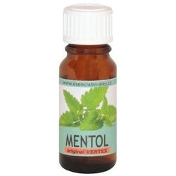 Zapachowy olejek mentolowy,