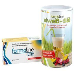 Formoline proszek + Formoline L112 tabletki 80szt. zestaw 1 op.