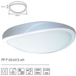 Plafon PP Design 2010/3 Biały