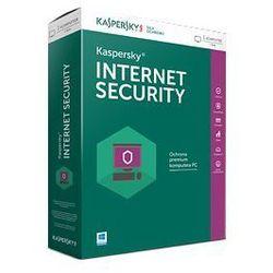 Kaspersky Internet Security 2016 multi-device 10 urządzeń na 2 lata elektroniczna