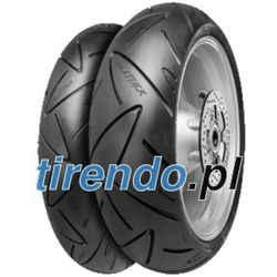 Continental ContiRoadAttack Z 120/70 ZR17 TL (58W) M/C, koło przednie, Aprilia, BMW(K+R), Buell(EB1+XB1), Ducati(div.), HondaCBF500/600, CBR1000, Deauville, Kawasaki ER6, ZR7/S, Z750S, Z1000, ZZR1100, Suzuki GSR/GSXR600, GSF650/1200, GSXR750/1100/1200/1400, Triumph, Yamaha R6, FZS1000, FJR1300, MT01 -DOSTAWA GRATIS!!!