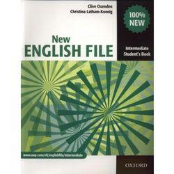 New English File Intermediate, Student's Book (podręcznik) (opr. miękka)