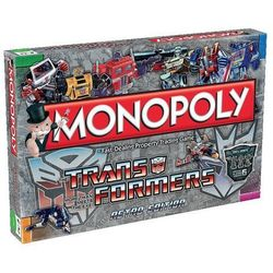 Monopoly: Transformers