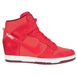 Buty Nike Wmns Dunk Sky Hi Essential Geranium - koturn - 644877-600 Promocja iD: 7166 (-40%)