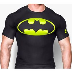 Koszulka Under Armour Transform Yourself Batman Compression Shirt 1260440-001 145 bt (-19%)