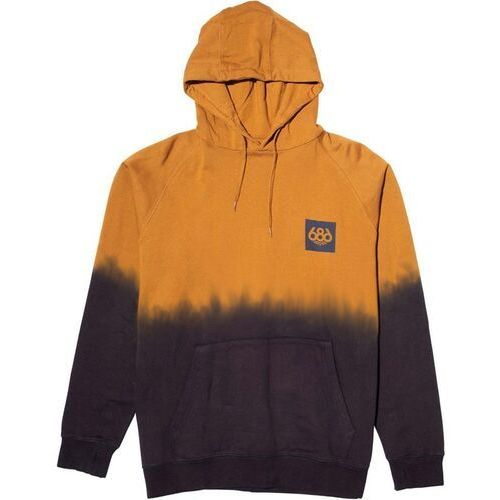bluza 686 - Knockout Dye Pullover Hood Golden Brown Fade (GLDB) rozmiar: S